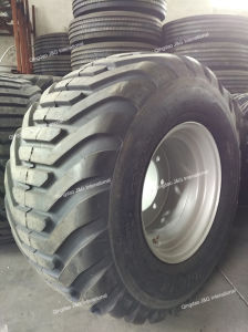 Agricultural Flotation Tire 500/50-17 with Wheel Rim 16.00X17 pictures & photos