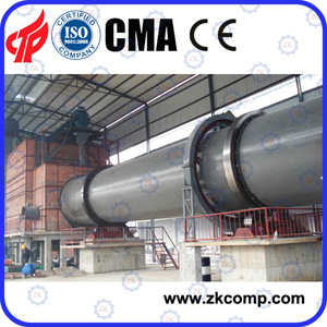 Series Rotary Dryer Machinery of Ceramic Sand Production Line pictures & photos