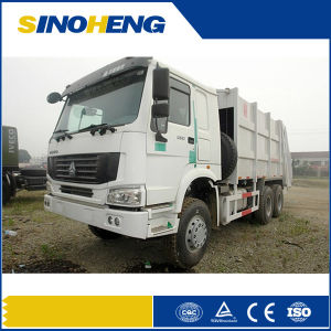 Sinotruk HOWO 6X4 Compressed Garbage Truck pictures & photos