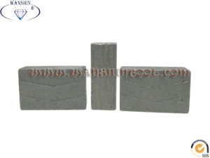 Granite Diamond Segment for Multiblade Cutter pictures & photos