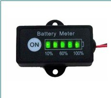 Battery Gauge Indicator pictures & photos