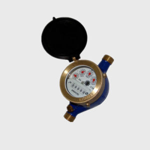 Multi Jet Rotary Vane Wheel Brass Type Water Meter pictures & photos