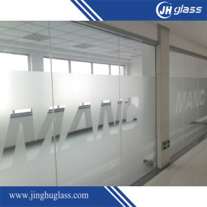 10mm Curved Frosted Glass pictures & photos