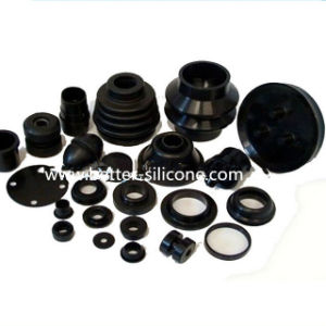 Car Machine Engine Heat Resisting Silicon Rubber Gasket pictures & photos