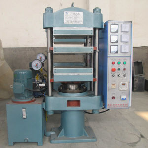 New Design Plate Press Vulcanizer pictures & photos