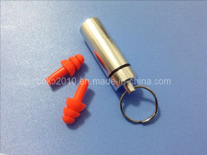 Metal Case with Silicon Earplug Good Quality pictures & photos