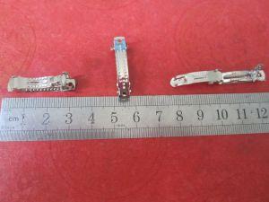 Factory Supply 3cm Mini Metal Hair French Barrette