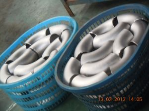 Stainless Steel Pipe Fittings Elbow Lr 90d pictures & photos