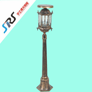 Hot Aluminum Solar LED Garden Light /LED Lawn Lamp (YZY-CP-42) pictures & photos