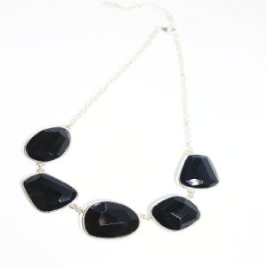 New Design Resin Fashion Earring Necklace Jewelry Set pictures & photos