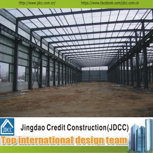Prefab Structural Steel Warehouse Manufacturing and Assembing Jdcc1035 pictures & photos