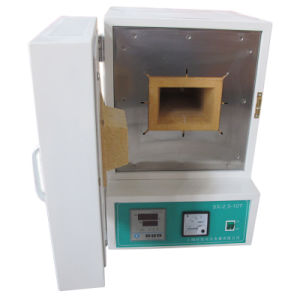 Industry Laboratory 1000/1200c Resistance Muffle Furnace pictures & photos
