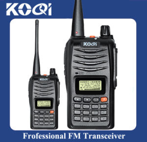 Factory Price Kq-889 VHF Two Way Radio pictures & photos