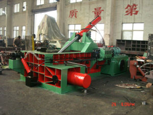 Hydraulic Metal Packaging Recycling Machine pictures & photos