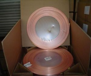 Copper Tube Coil pictures & photos
