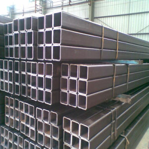 Seamless Steel Pipe Square Shaped 100X100X10mm pictures & photos