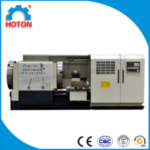 Oil Pipe Lathe (CNC Pipe Threading Lathe Machine QK1343) pictures & photos