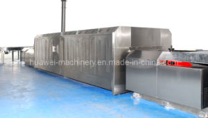 Far-Infrared Electrical Baking Oven for Biscuit Production pictures & photos