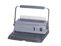 Comb Binding Machine/ Wire Binder (HS2128H) pictures & photos