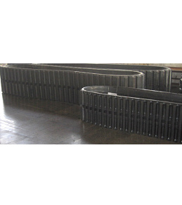 750X150X66 Links Big Rubber Tracks for Big Excavator and Agricultural Crawler Machine