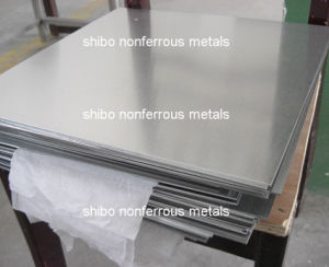 Factory Supply 99.95% Pure Molybdenum Sheets pictures & photos