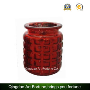 Glass Candle Jar for Christmas Decoration pictures & photos