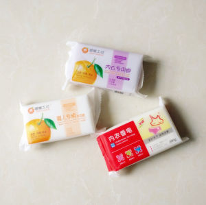 ISO9001: 2008 Certificated Factory Supply Bar Soap pictures & photos