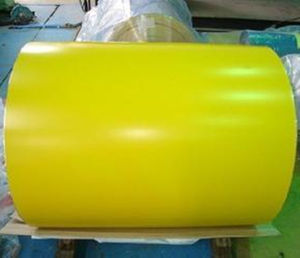 China Supply PPGI Coil for Building Material pictures & photos