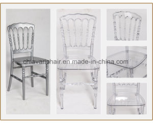 Transparent Clear Wedding Sillas Phoenix Chiavari Napoloen Chairs pictures & photos