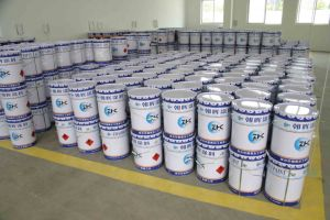 Chlorinate Rubber Iron Red High-Build Anti-Rust Coatings