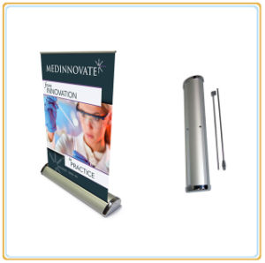 Mini Counter Roll up Banner Stand (A4) pictures & photos