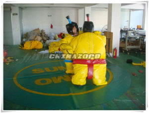 Jump-Suit Type Japanese Wrestling Sumo Sport Game pictures & photos