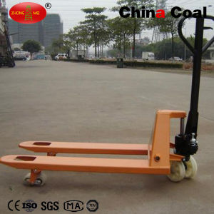 AC Electric Manual Hydraulic Hand Pallet Truck Jack pictures & photos