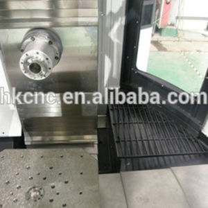 China Servo Motor CNC Horizontal Machining Center (H100) pictures & photos