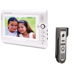 7inch Video Door Phone (KL703C+816C)