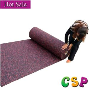Fitness/Crossfit Training Rubber Floor Mat, Rubber Floor for Gym pictures & photos