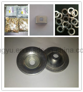 Washers for Clamping Devices DIN 6340 pictures & photos
