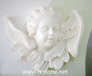 Carved White Marble Reliefs (MRL-001) pictures & photos