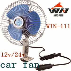 Hot Sell Oscillating Car Fan pictures & photos