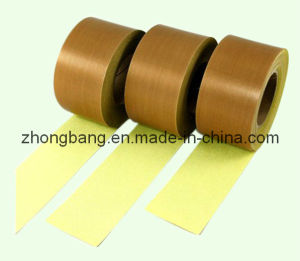 100%PTFE Fiberglass Adhesive Tape or Film with High Density pictures & photos
