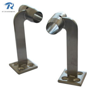 Stainless Steel Pipe Holder for Rail (RSHF002)