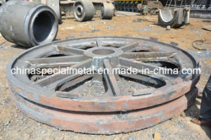 Resin Sand Casting Rope Sheave