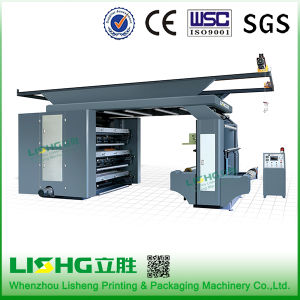 < Lisheng> Fully Automatic Single Color Printing Machine, Cheap Machinery pictures & photos