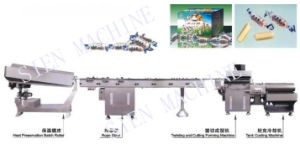 Cylindrical Milk Candy Producing Line pictures & photos