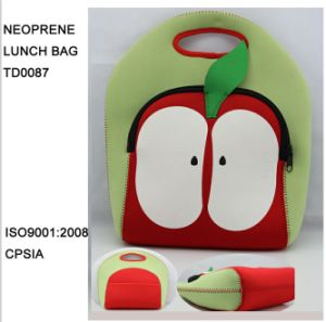 Kids Insulated Cute Lunch Bag, Tote Bag (TD0087) pictures & photos