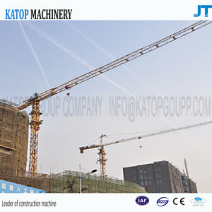 Katop Brand Model PT5610 Topless Tower Crane for Construction Site pictures & photos