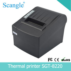 80mm Thermal Receipt Printer with Auto Cutter pictures & photos