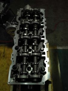 Toyota 2kd Diesel Engine pictures & photos