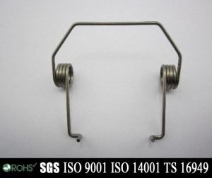 Customized High Precision Hardware Torsion Spring (TS-04)
