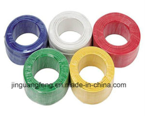227IEC07 (BV-90) , 227IEC08 (RV-90) , 300/500V Copper Core PVC Insulated Flexible Cable Wire pictures & photos